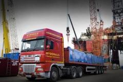 Haulage : Oil Gas Marine