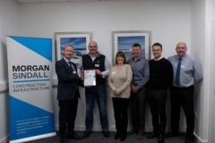 Morgan-Sindall-Award